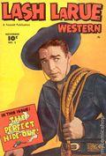 Lash Larue Western (1949 Fawcett/Charlton) 2
