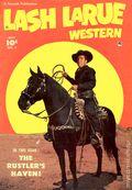 Lash Larue Western (1949 Fawcett/Charlton) 5