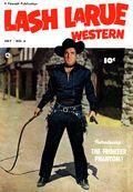 Lash Larue Western (1949 Fawcett/Charlton) 6
