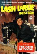 Lash Larue Western (1949 Fawcett/Charlton) 14