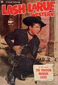 Lash Larue Western (1949 Fawcett/Charlton) 18
