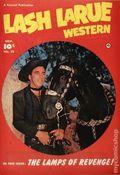 Lash Larue Western (1949 Fawcett/Charlton) 22