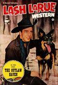 Lash Larue Western (1949 Fawcett/Charlton) 25