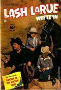 Lash Larue Western (1949 Fawcett/Charlton) 34