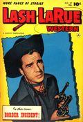 Lash Larue Western (1949 Fawcett/Charlton) 37