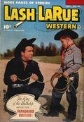 Lash Larue Western (1949 Fawcett/Charlton) 40