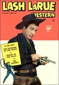 Lash Larue Western (1949 Fawcett/Charlton) 3