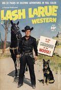 Lash Larue Western (1949 Fawcett/Charlton) 7