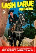 Lash Larue Western (1949 Fawcett/Charlton) 16