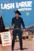Lash Larue Western (1949 Fawcett/Charlton) 19