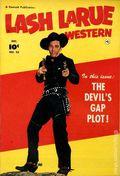 Lash Larue Western (1949 Fawcett/Charlton) 23