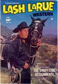 Lash Larue Western (1949 Fawcett/Charlton) 26