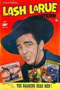 Lash Larue Western (1949 Fawcett/Charlton) 28