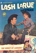 Lash Larue Western (1949 Fawcett/Charlton) 31