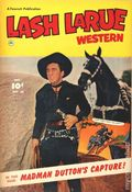 Lash Larue Western (1949 Fawcett/Charlton) 35