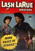 Lash Larue Western (1949 Fawcett/Charlton) 38
