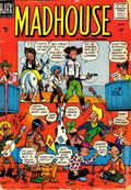 Madhouse (1957 Ajax 2nd series) 2