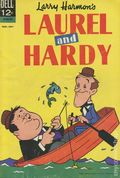 Laurel and Hardy (1962 Dell) 2