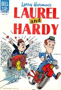 Laurel and Hardy (1962 Dell) 3