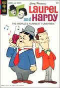 Laurel and Hardy (1967 Gold Key) 1