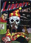 Liberty Comics (1946 Green) 12
