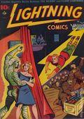 Lightning Comics Vol. 1 (1940) 6