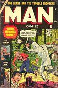 Man Comics (1949) 28