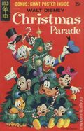 Christmas Parade (1962 Gold Key) 7P