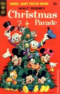 Christmas Parade (1962 Gold Key) 7N