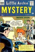 Little Archie Mystery (1963) 1
