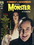 Famous Monsters of Filmland SC (1986-1991 Hollywood) Forrest J. Ackerman 2-1ST