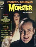 Famous Monsters of Filmland SC (1986-1991 Hollywood) Forrest J. Ackerman 2-1ST