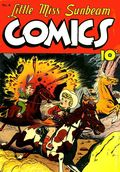 Little Miss Sunbeam Comics (1950) 4