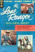 Lone Ranger Golden West (1966 Gold Key) 1