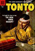 Lone Ranger's Companion Tonto (1951-1959 Dell) 26