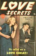 Love Secrets (1949 Marvel) 2