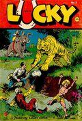 Lucky Comics (1944) 3