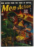 Men in Action (1952 1st Series Atlas) 5