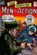 Men in Action (1957 2nd Series Ajax) 6