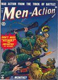 Men in Action (1952 1st Series Atlas) 6