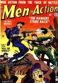 Men in Action (1952 1st Series Atlas) 9