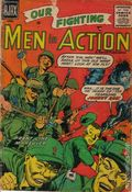 Men in Action (1957 2nd Series Ajax) 1