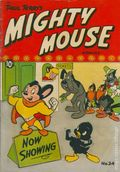 Mighty Mouse (1947 St. John/Pines) 24A