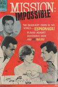Mission Impossible (1967 Dell) 5