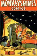 Monkeyshines Comics (1944) 8