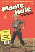 Monte Hale Western (1948 Fawcett/Charlton) 52
