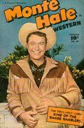 Monte Hale Western (1948 Fawcett/Charlton) 33