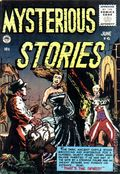 Mysterious Stories (1954) 4