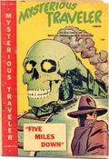 Mysterious Traveler Comics (1948) 1