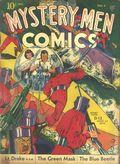 Mystery Men Comics (1939) 6